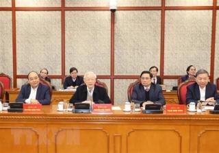 Bộ Chính trị, Ban Bí thư đồng ý về chủ trương mua vắcxin COVID-19