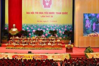 Đại hội Thi đua yêu nước toàn quốc lần thứ X dự kiến diễn ra vào tháng 12