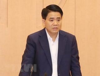 Khởi tố, bắt tạm giam ông Nguyễn Đức Chung vì chiếm đoạt tài liệu mật của Nhà nước
