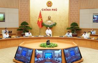 Thủ tướng chủ trì phiên họp Chính phủ thường kỳ tháng 8
