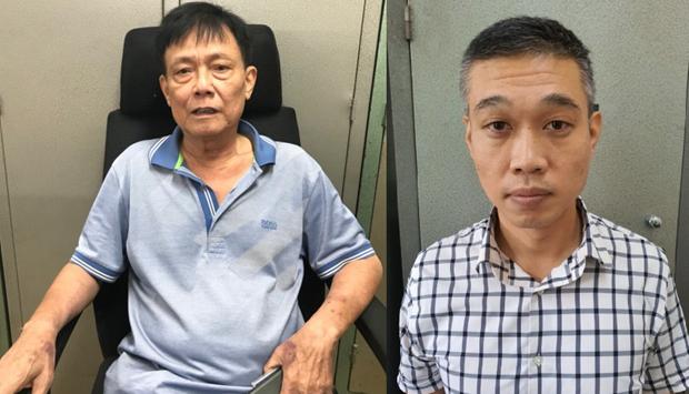 Khởi tố điều tra, bắt, khám xét các bị can tại Công ty Unimex Hà Nội và Trung tâm Artex Hà Nội
