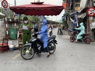 Hà Nội: Dỡ bỏ phong tỏa