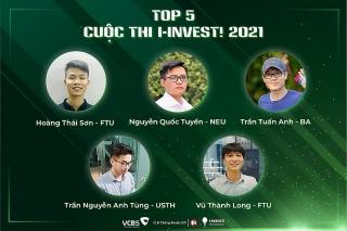 Đêm Chung kết I-INVEST 2021!: Đấu trường trí tuệ và bản lĩnh