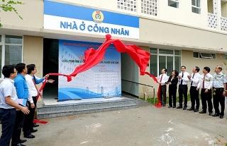 Đà Nẵng: Khánh thành công trình nhà ở công nhân khu công nghiệp Hòa Cầm