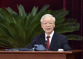 Toàn văn phát biểu khai mạc Hội nghị Trung ương 4 của Tổng Bí thư Nguyễn Phú Trọng