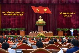 Trung ương thảo luận Báo cáo kết quả 5 năm thực hiện Nghị quyết về chỉnh đốn, xây dựng Đảng