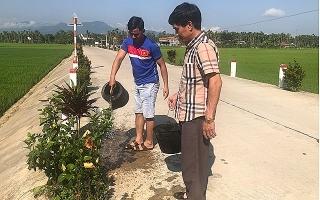 Thêm một huyện của Quảng Ngãi được công nhận đạt chuẩn nông thôn mới