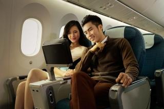 Từ 1/12, Vietnam Airlines phục vụ ấn phẩm điện tử trên chuyến bay