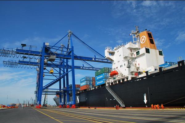 TP. Hồ Chí Minh đề xuất lùi thời gian thu phí hạ tầng cảng biển