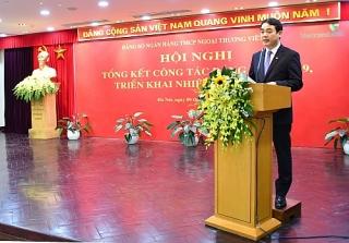 Đảng bộ Vietcombank triển khai nhiệm vụ năm 2020