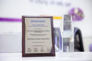 FPT Software và TPBank nhận giải thưởng tự động hóa quy trình tốt nhất