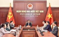 Phó Thống đốc Nguyễn Kim Anh tham dự Cuộc họp các Thống đốc BIS tháng 1/2021