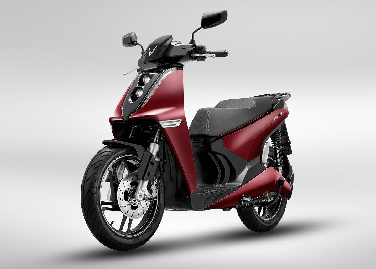 Với xe máy điện Theon, VinFast đã thay đổi tư duy người tiêu dùng về xe máy điện