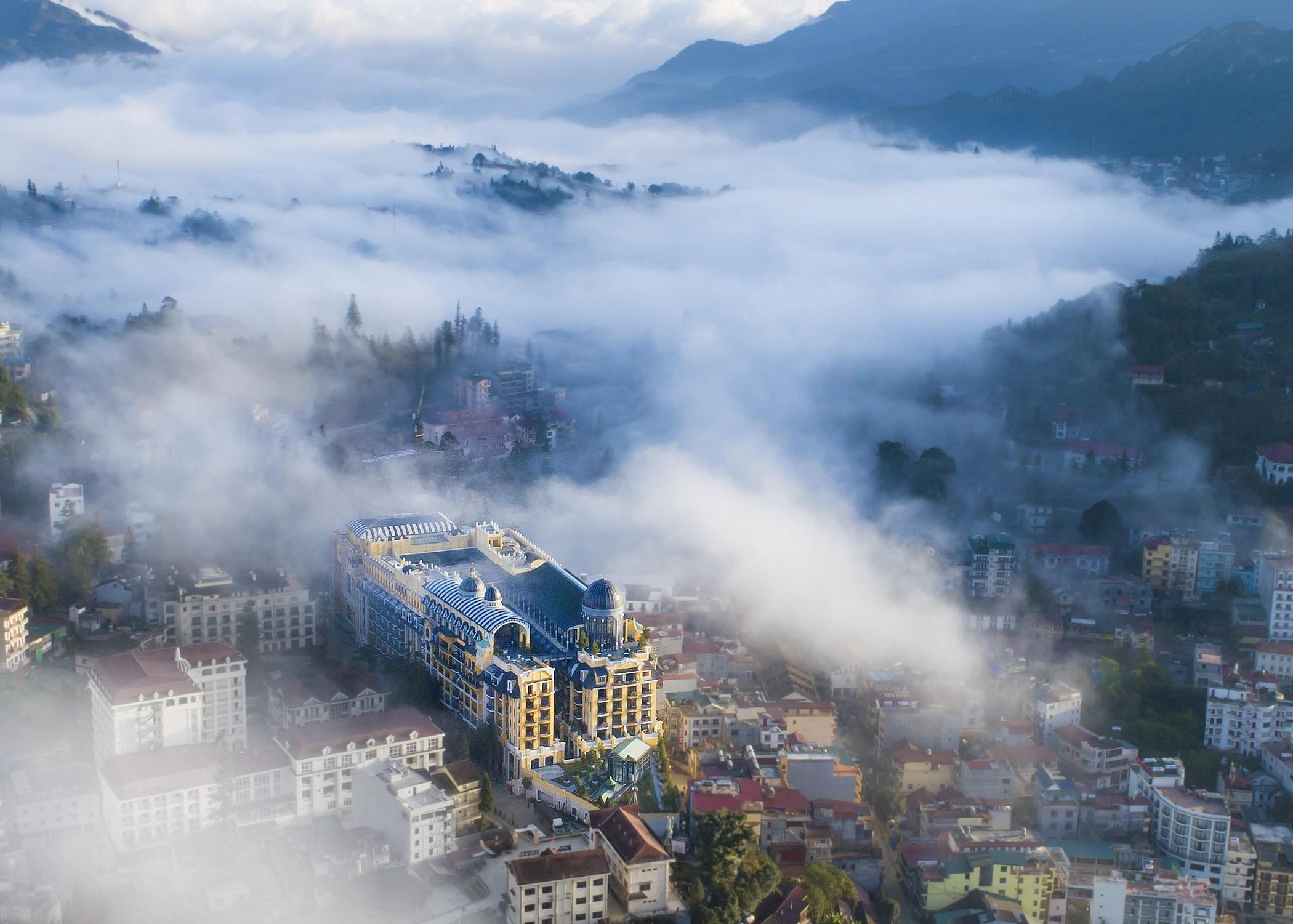 Hotel de la Coupole-MGallery làm rạng danh Sa Pa với giải thưởng AHEAD Asia