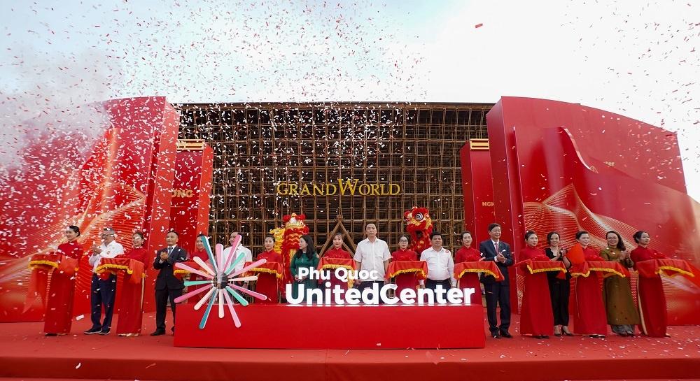 Vingroup khai trương siêu quần thể nghỉ dưỡng, vui chơi, giải trí hàng đầu Đông Nam Á - Phú Quốc United Center
