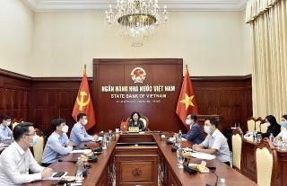 Thống đốc Nguyễn Thị Hồng tham dự Phiên họp Thống đốc các thị trường mới nổi - Ngân hàng Thanh toán Quốc tế