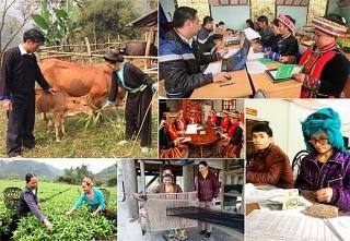 Tăng cường sự lãnh đạo của Đảng đối với công tác giảm nghèo bền vững