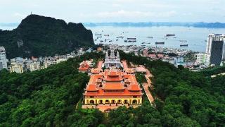 Dấu ấn Phật giáo thế kỷ 17-18 được tái hiện như thế nào tại Bảo Hải Linh Thông Tự?