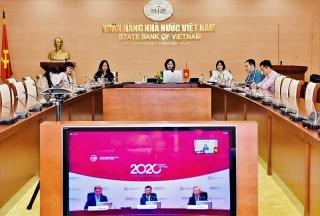 Phó Thống đốc Nguyễn Thị Hồng tham dự Hội nghị thường niên lần thứ 5 Hội đồng Thống đốc AIIB