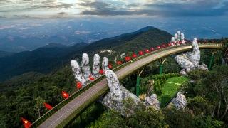 """""""Hiện tượng"""" Cầu Vàng và những bí mật mới tại Nam Phú Quốc"""