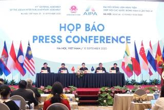 AIPA 41 - Điểm nhấn quan trọng trong hoạt động đối ngoại của Quốc hội nhiệm kỳ khóa XIV