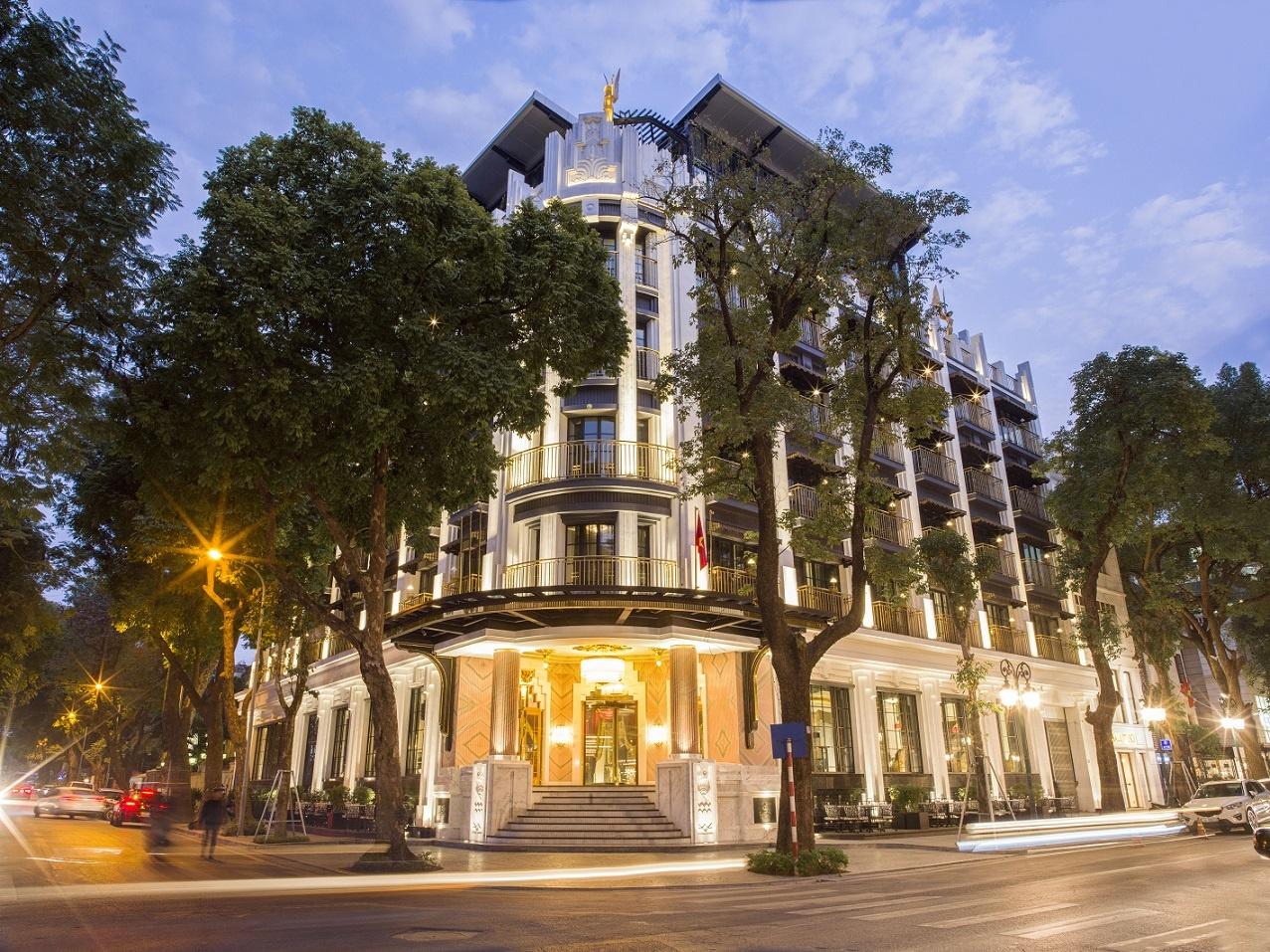 Cận cảnh Capella Hanoi – Khách sạn mới tốt nhất Châu Á -Thái Bình Dương