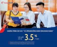 Co-opBank đồng hành cùng khách hàng