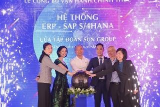 Sun Group lọt Top 10 thương hiệu xuất sắc Việt Nam