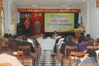NHNN Chi nhánh tỉnh Gia Lai triển khai nhiệm vụ năm 2021