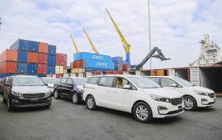 Mở rộng xuất khẩu ô tô