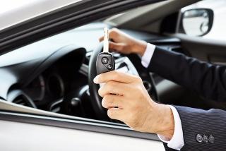 Nhu cầu thuê xe giảm mạnh trên thị trường