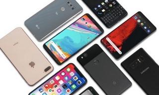 Thị trường smartphone giảm 38% vì Covid-19