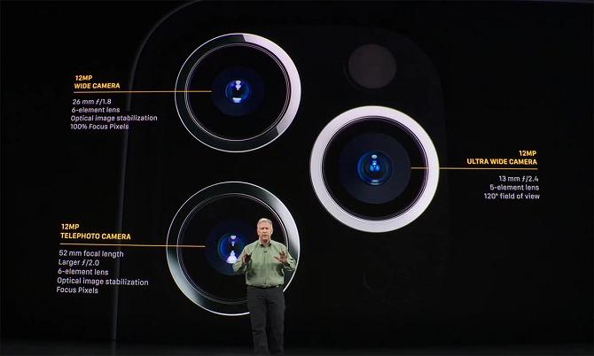 Camera góc siêu rộng của iPhone 12 sẽ hỗ trợ chống rung
