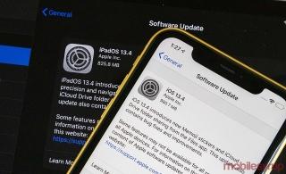 Apple phát hành iOS 13.4 và iPadOS 13.4