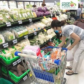 Sài Gòn Co.op đảm bảo hàng hóa dồi dào