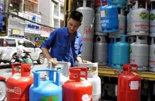 Giá gas giảm mạnh gần 70.000 đồng/bình