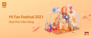 Xiaomi khởi động chương trình Lễ hội Mi Fan năm 2021