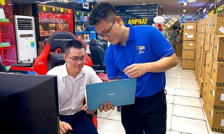 Laptop rục rịch tăng giá