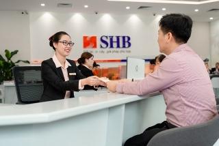 Ngày 7/5, SHB chốt danh sách cổ đông để chi trả cổ tức năm 2019