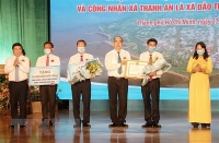 Công bố huyện Cần Giờ đạt chuẩn nông thôn mới năm 2020