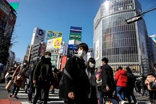 Nhật Bản tung ra gói kích thích kinh tế mới