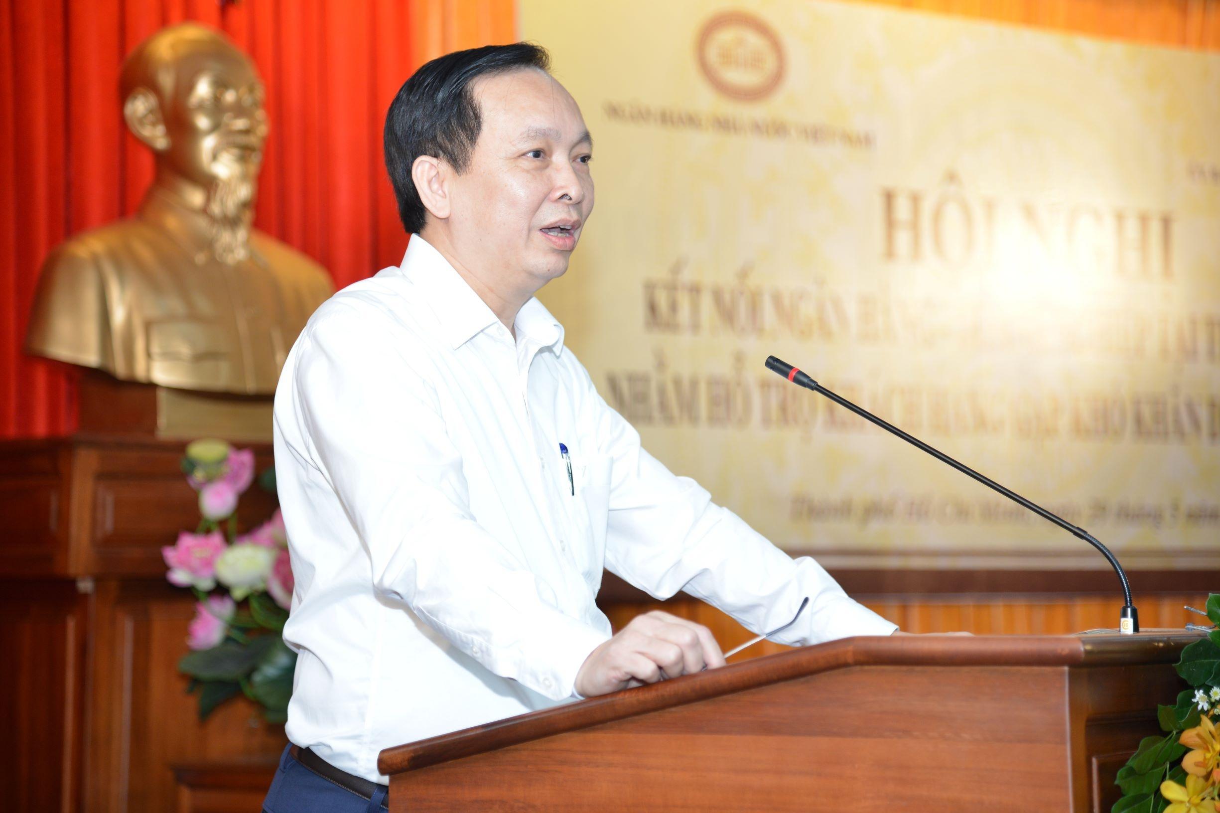 Phó Thống đốc Đào Minh Tú: Cần kết nối sâu vào từng hiệp hội doanh nghiệp