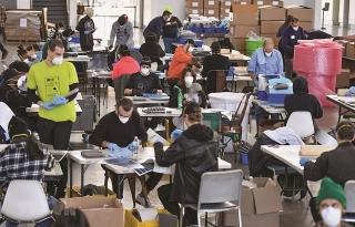 """Thị trường việc làm của Mỹ vẫn cần """"chữa trị"""""""