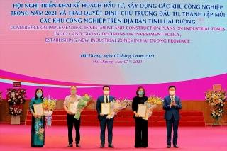 TNI Holdings Vietnam đầu tư hơn 2.000 tỷ đồng phát triển Khu công nghiệp Gia Lộc