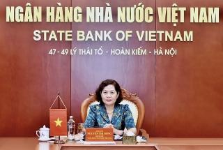 Thống đốc Nguyễn Thị Hồng tham dự Phiên họp toàn thể Thống đốc BIS