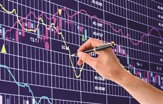 Cổ phiếu chứng khoán bừng sáng