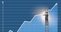 Vì sao kết quả kinh doanh giảm, giá cổ phiếu vẫn tăng?