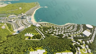 Dự án Meyresort Bãi Lữ chưa đủ điều kiện mở bán