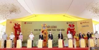 T&T Group khởi công xây dựng Khu du lịch sinh thái biển tạiNghi Sơn - Thanh Hóa
