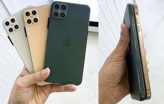 Điện thoại nhái iPhone 12 đã xuất hiện
